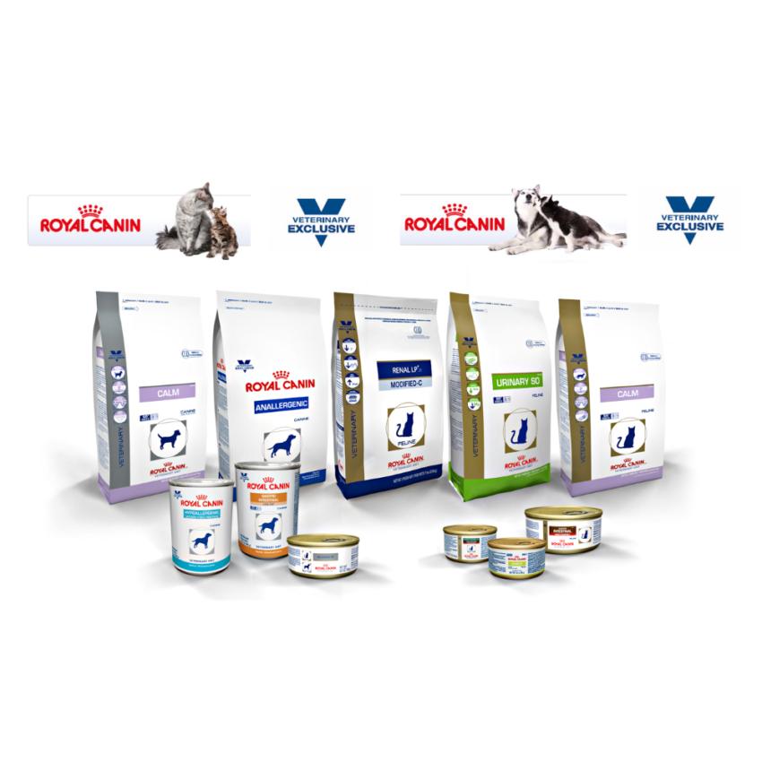 Royal Canin - ветеринарные диеты