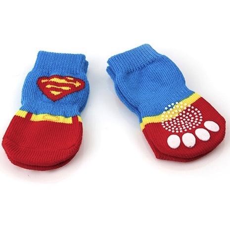 носочки супермен1